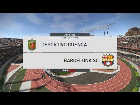 Deportivo Cuenca vs Barcelona Guayaquil