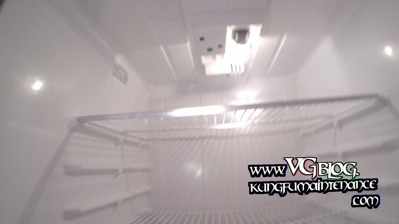 Fridge Not Cooling Properly Freezer Freezing Refrigerator