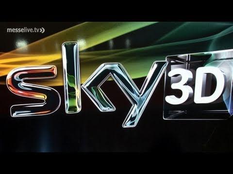 Interview: Sky 3D startet auf den Medientagen München 2010