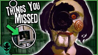 42 Things You Missed in Saw 4 (2007)