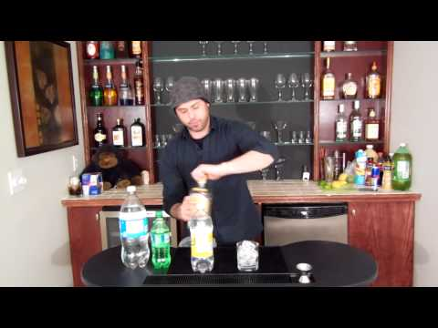 Well Drinks with Gin | Gin & Tonic, Gin & Soda, Gin & 7