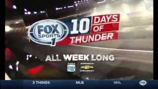 FOX Sports 1 10 Days of Thunder: Week 2