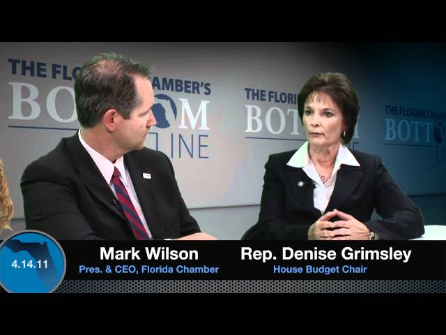 The Florida Chamber's Bottom Line - Episode 4
