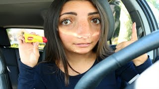 I tried vlogging like emma chamberlain for a day
