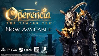 Operencia: The Stolen Sun rises on more platforms