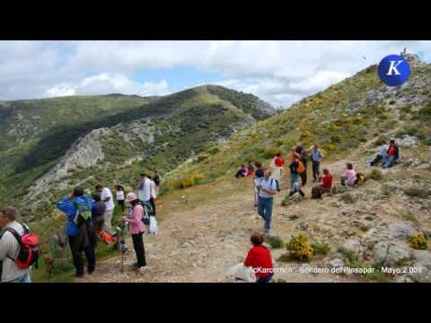 Sendero del Pinsapar: Parque natural Sierra de Grazalema - Pinsapar path