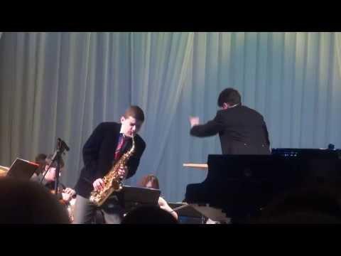 Matvey Sherling&The Kostroma Symphony Orchestra-«Fantaisie» Jules Demersseman