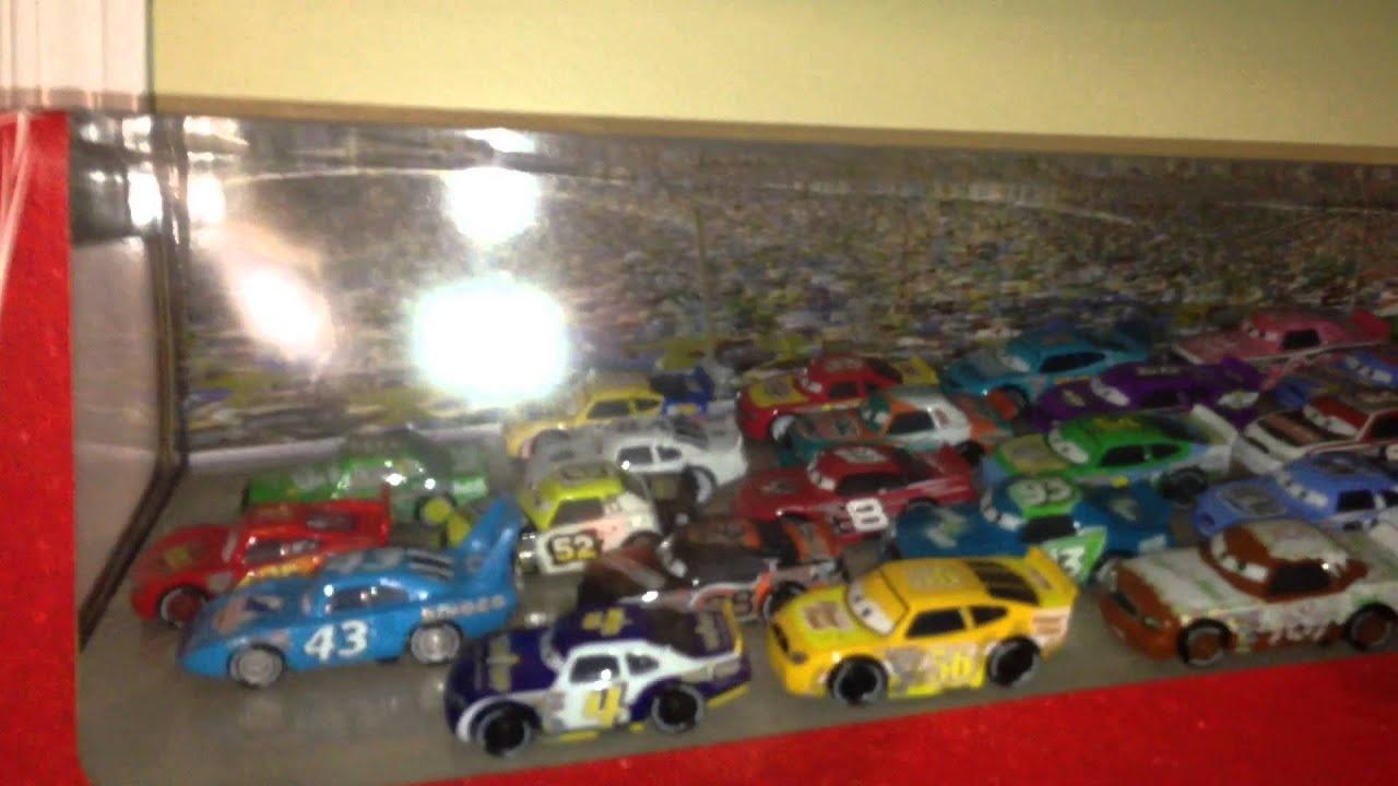 Disney Cars Toys Youtube: Disney Pixar Cars Diecast Toy Collection