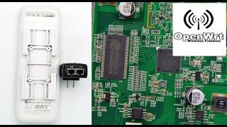 Flashing the Meraki MR18 with USBJTAG NT - Ricardo Cooper