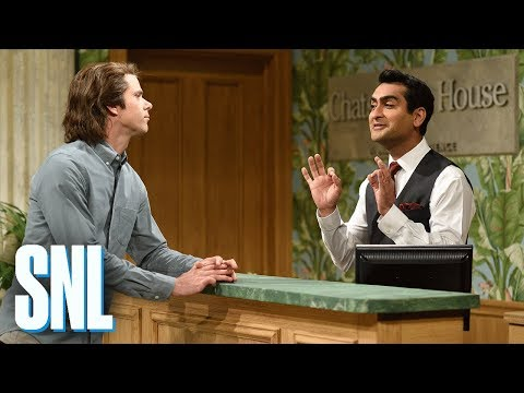 Hotel Check In - SNL