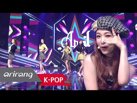[Simply K-Pop] APRIL(에이프릴) _ Oh! My Mistake(예쁜 게 죄) _ Ep.333 _ 101918