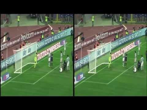 PANASONIC 3D Italian Football Serie A - Side by Side