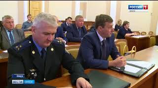 До первого сентября все омские образовательные учреждения проверят на безопасность