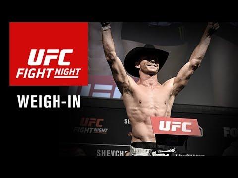 Oficjalne ważenie przed UFC Gdańsk – na żywo w MMAnews od 18:00 (+wyniki)
