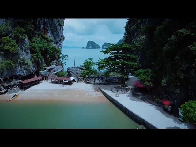 泰國深陷第三波疫情力挽觀光業 普吉島試辦接種疫苗入境免隔離計畫
