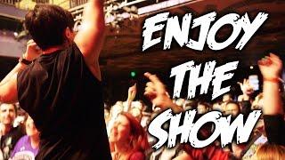 NateWantsToBattle - Enjoy the Show (Live Music Video)