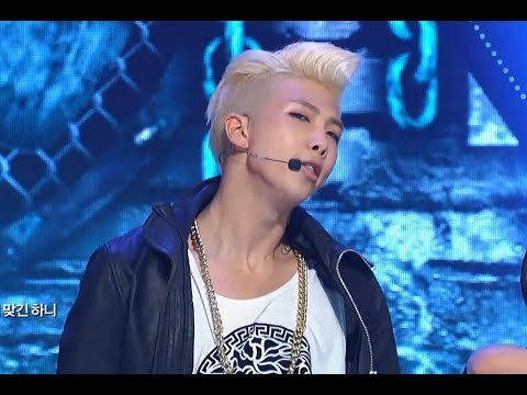 BTS - Danger, 방탄소년단 - 댄저, Show Champion 20140903