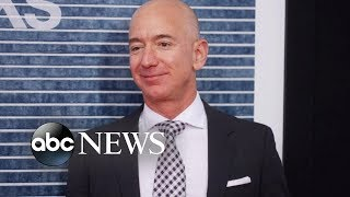 Amazon CEO goes public about alleged extortion plot against him by National Enquirer