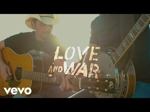Brad Paisley - Love and War (Visual Album)