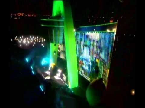 U2 - Last Night On Earth (Mexico City Live)