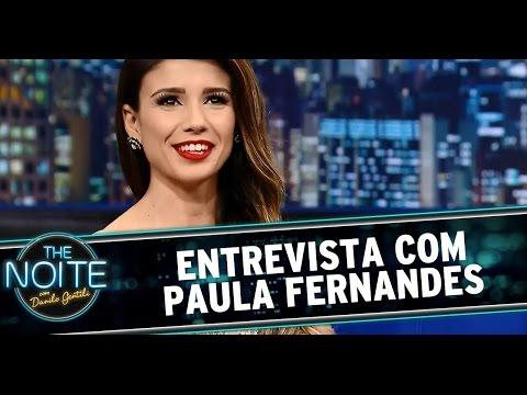 Baixar The Noite (22/10/14) - Entrevista com Paula Fernandes