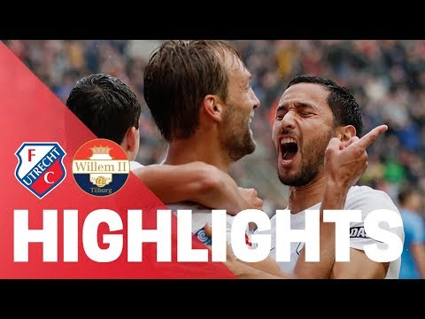 HIGHLIGHTS | FC Utrecht - Willem II