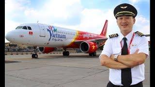 Thu nhập phi công Vietjet Air cao gần gấp rưỡi Vietnam Airlines