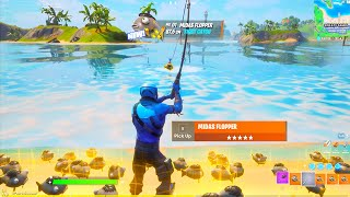 I cheated in $1000 Fishing Competition..! (Midas Flopper)