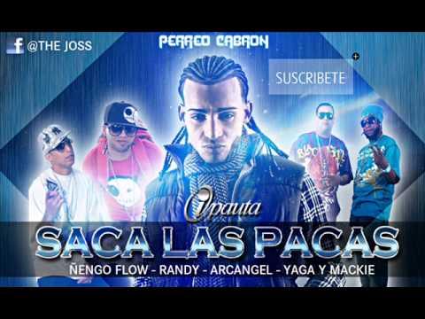 Arcangel ft Ñengo flow ft Randy FT Yaga y mackye - saca las pacas - reggaeton 2012 lo mas nuevo