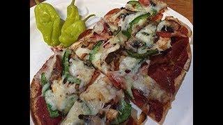 Phillips XL Air Fryer | Flatbread Pizza