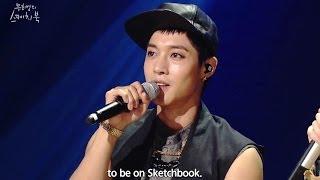 Yu Huiyeol's Sketchbook   유희열의 스케치북: Kim Hyunjoong, Oak Joohyun, Annyeong Bada (2014.05.18)