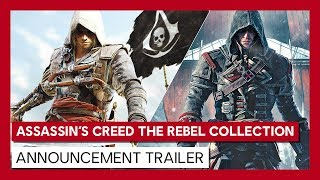 Assassin's Creed The Rebel Collection - Trailer di annuncio