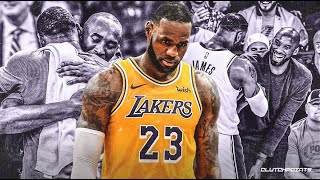 LeBron James || Season of Destiny || 2020 Lakers Mini Movie
