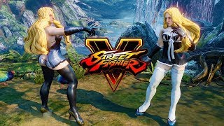 Street Fighter 5 mods R mika over ken - BlitzMightyN7