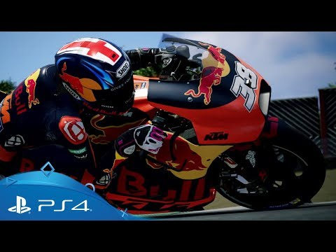 MotoGP 18 | Gameplay-trailer | PS4