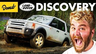Land Rover Discovery - Everything You Need to Know | Up to Speed
