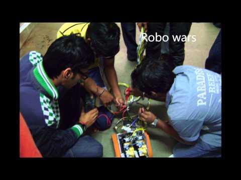 Glimpses of Wissenaire '12 | IIT Bhubaneswar Techfest