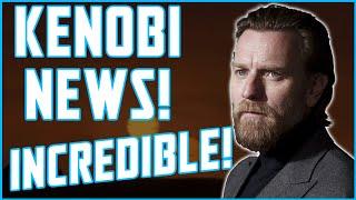 STAR WARS NEWS - KENOBI PLOT LEAK AND GEORGE LUCAS'S COMMENTARY!