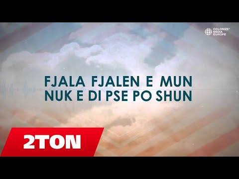 2TON - Ta fali jeten (Official Video Lyrics) 2016