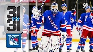 31 in 31: New York Rangers 2019-20 Season Preview | Prediction