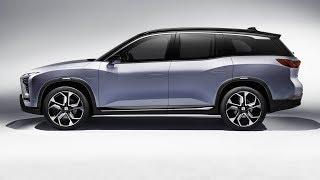 2018 NIO ES8 - 7-Seater High Performance Electric SUV