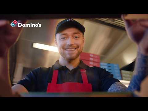 DOMINOS Say Cheese! Probeer de nieuwe kaas pizza's