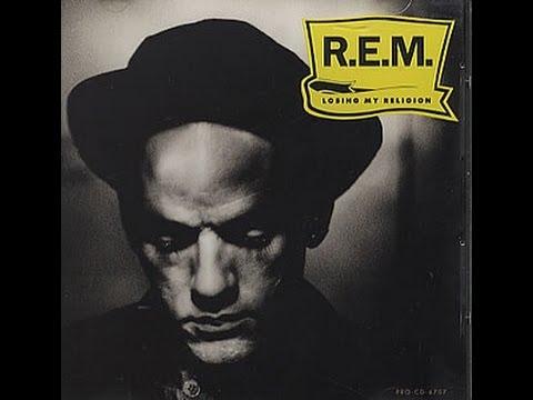 R.E.M. - Losing My Religion (Studio Version, On-Screen Lyrics)