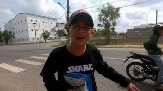 [ Vlog #3 ] Phúc Rey - Chủ Tịch Giả Làm Racing Boy Gõ Nhẹ Đối Thủ Và Cái Kết ...