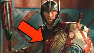 THOR RAGNAROK Trailer Breakdown - Easter Eggs & Predictions (Hulk & Infinity Stones EXPLAINED!)