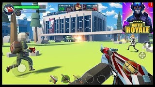 Battle Royale FPS Shooter | Android gameplay
