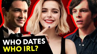 The Chilling Adventures of Sabrina The Real-life Partners Revealed |⭐OSSA