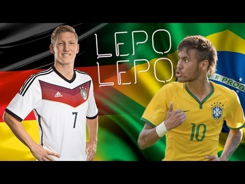 Baixar Neymar & Schweinsteiger - Lepo Lepo Dance (Song by Psirico & Pitbull) - World Cup 2014