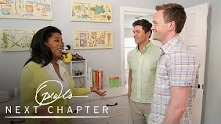 Tour Neil Patrick Harris and David Burtka's Home | Oprah's Next Chapter | Oprah Winfrey Network