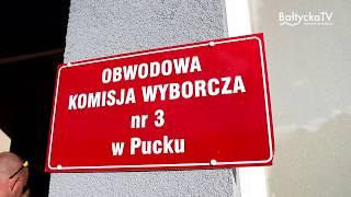 Wysokie wyniki samorządowców Ziemi Puckiej. Burmistrz Pucka, Hanna Pruchniewska w wyborach samorządowy